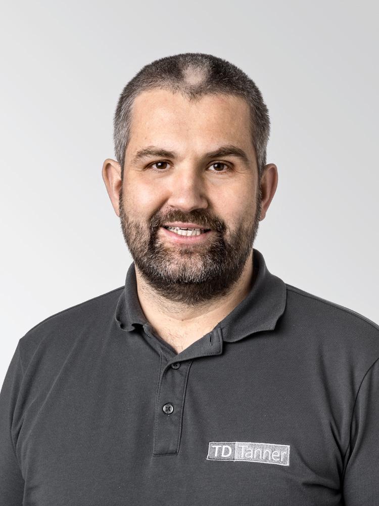 Marco Tanner ist der Inhaber und Geschäftsführer der Firma TD Tanner.